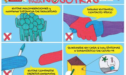 """La concejalía de Infancia y Adolescencia inicia una campaña de educación para la salud """"De nosotrxs para nosotrxs"""""""