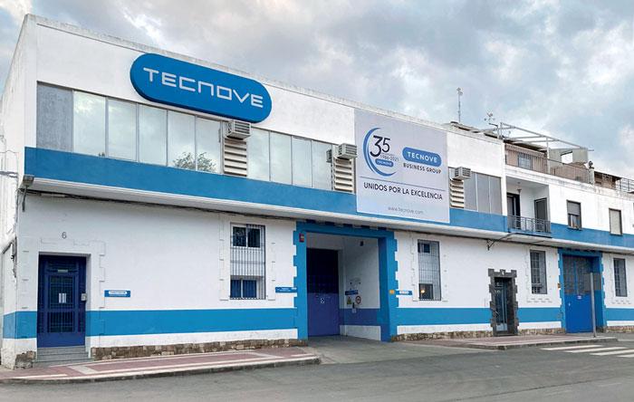 Tecnove Business Group: Un referente en el sector con 35 años de actividad
