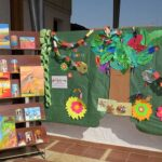Hasta el 2 de septiembre puede visitarse en la Casa de Medrano la exposición 'Vuelta al Mundo con Brazos Abiertos'
