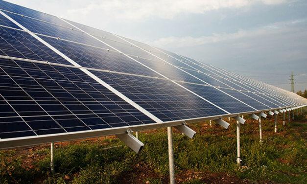 Arrancan las obras de la planta solar fotovoltaica en Herencia con una inversión de más de 22 millones de euros