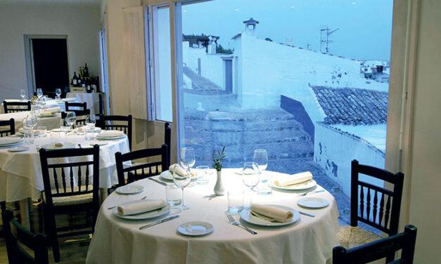 Restaurante Las Musas (Campo de Criptana). Enmarcado en un paisaje espectacular