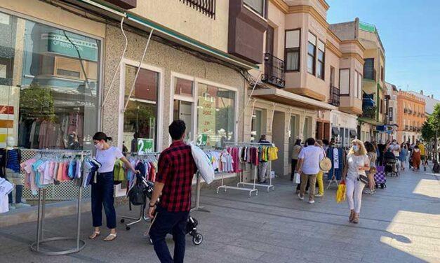 """Éxito en la actividad del comercio de La Castelar """"A pie de calle"""" organizada por ASECEM en colaboración con el ayuntamiento de Alcázar"""